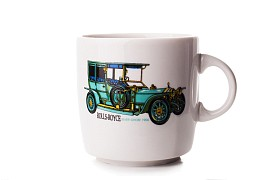 "Children's mug ""Rolls-Royce"""