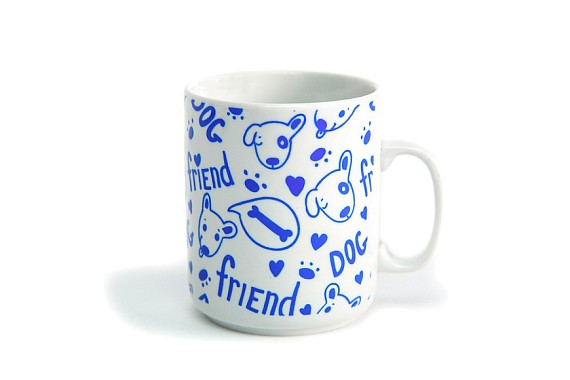 "Mug ""Dog friend"""