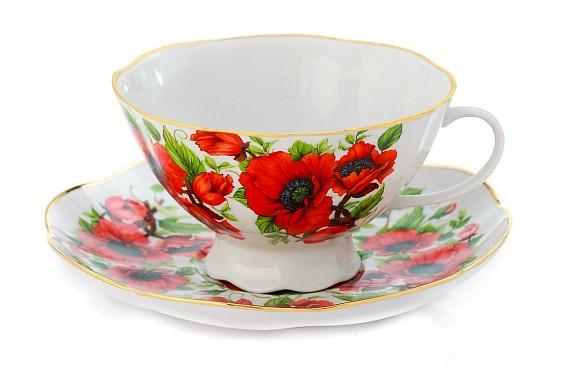 Чайная пара форма Восточная принцесса Маки
