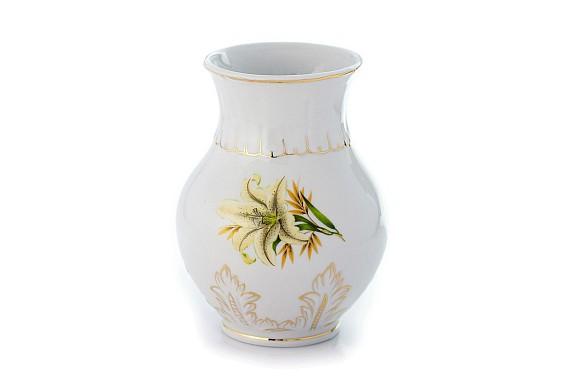 """Vase """"White Lily"""""""
