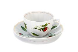 """Tea pair  """"Spreading buds"""""""