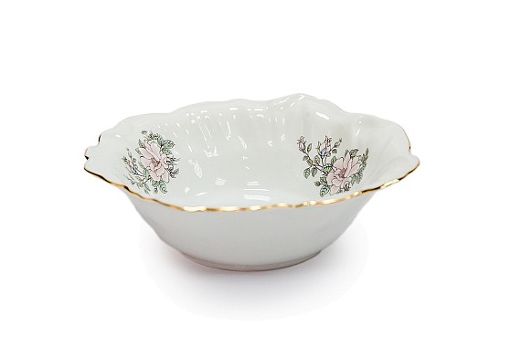 Salad bowl decorative, decor Contessa (decal)
