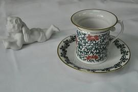"""Кофейная пара """"Пион"""""""