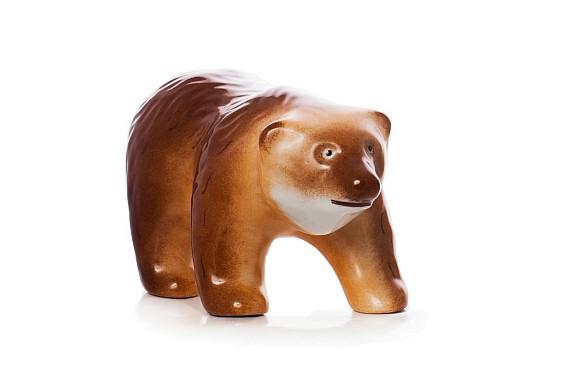 "Скульптура ""Медведь бурый"""