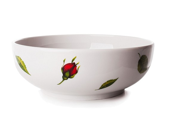 "Salad bowl ""Flower buds"""