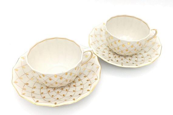 Чай вдвоем 2/4 ф75 Золотая вуаль