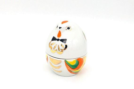 Подставка под яйцо цыпленок(мальчик)