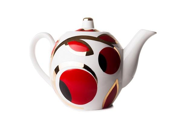"Teapot ""Apples"" 800 ml"