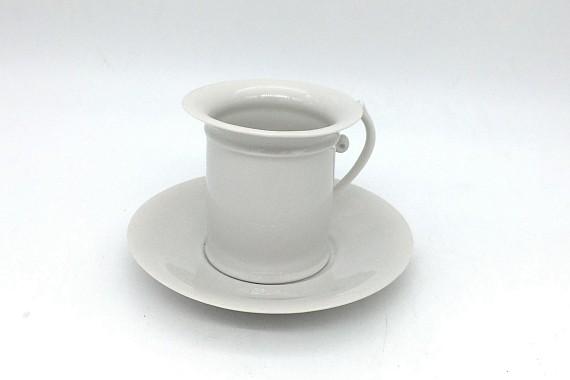 Чашка с блюдцем 100 Б