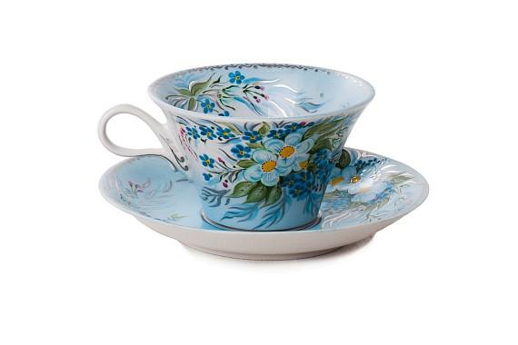 """Tea pair """"Naiad's Breath""""."""