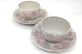 Чай вдвоем 2/4 ф 75  Весенний Версаль