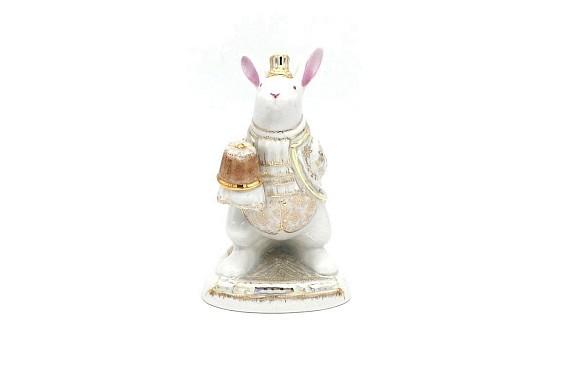 """Скульптура кролик """"Дворецкий"""""""