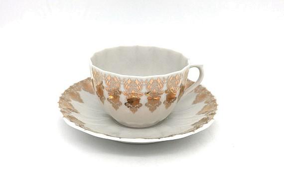 Чашка с блюдцем  200 ф75 Арабески