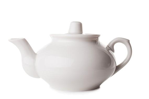 Чайник 350 мл. Белый